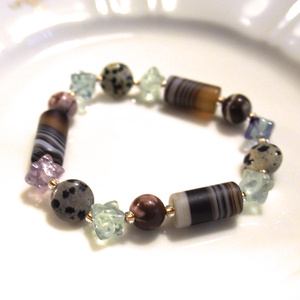 sweets metaphor bracelet