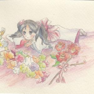 花と金平糖
