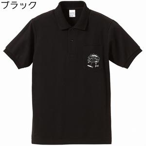 ぽいぬポロシャツ