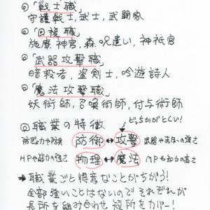 シロエさんメモ中身付DL版