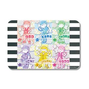 六つ子角丸ポストカード B