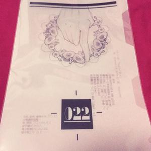 【COMITIA119】クリアファイル