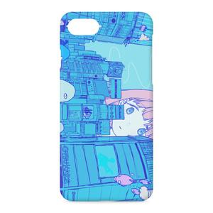 水色照明 iPhone7ケース