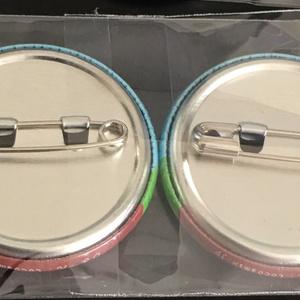【送料込み】ぴよ~ん!缶バッジ2個セット