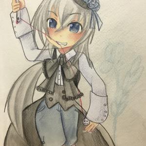 【原画】糸