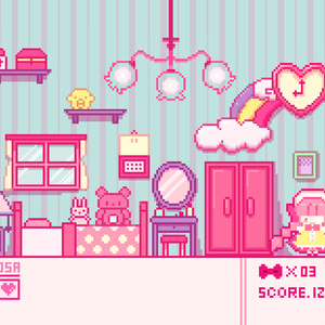 「Rosa's room」ポストカード