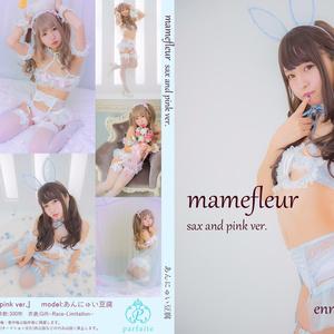 mamefleur sax&pink
