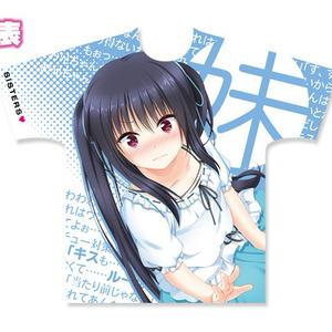 おにキス フルグラフィックTシャツ やよい (Lサイズ)