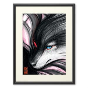 桜神(出現) 額:黒