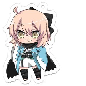 【Fate/Grand Order】SD沖田総司アクリルキーホルダー