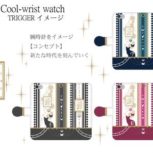 Cool-wrist watch TRIGGERイメージ