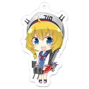 [戦艦少女R]ギアリング SDアクリルキーホルダー