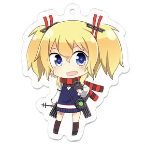 [戦艦少女R]グローウォーム SDアクリルキーホルダー