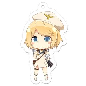 [戦艦少女R]Z16 SDアクリルキーホルダー