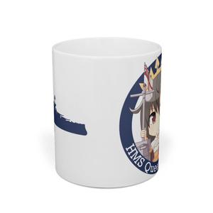 [戦艦少女R]クイーン・エリザベス マグカップ