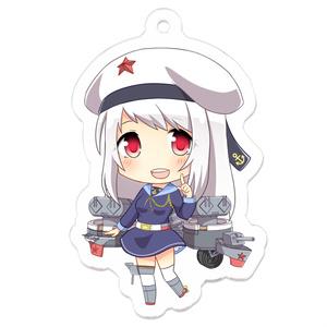 [戦艦少女R]長春 SDアクリルキーホルダー