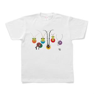 触角のTシャツ