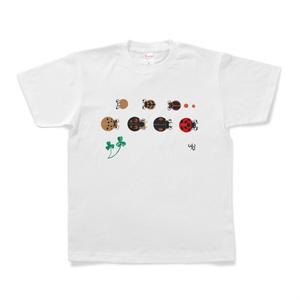 てんとう虫のTシャツ