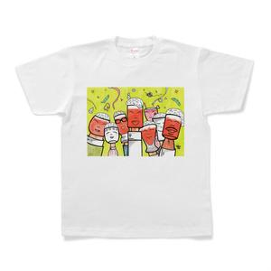カンパイ!のTシャツ