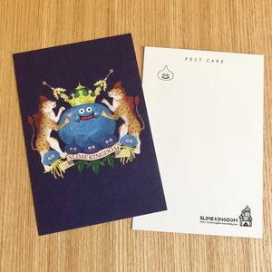 スライムキングダム紋章 ポストカード