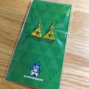 三角アクセサリー