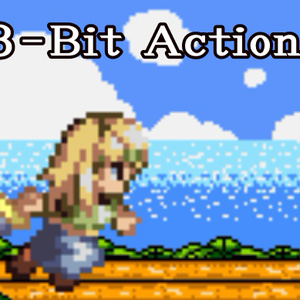 【BGM Pack】8-Bit Action