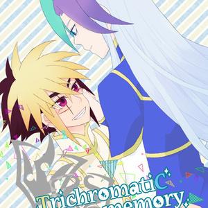 TrichromatiC memory