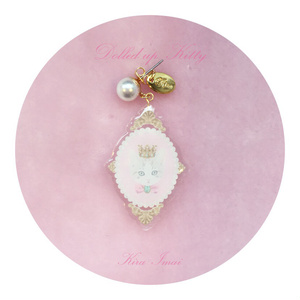 【SALE】ピアス[Dolled up Kitty]