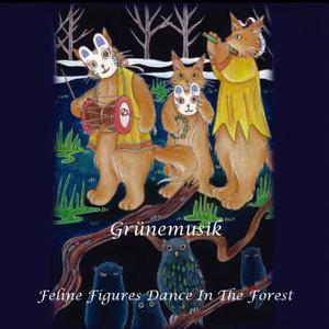 ねこのかげが森でおどる/ニュクス(2 in 1 CD)
