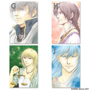 ポストカード各種-2