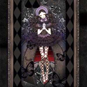 Murder Maiden 鉄の処女iPhone5ケース