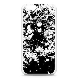 iPhone6ケース(看板娘 - 春)