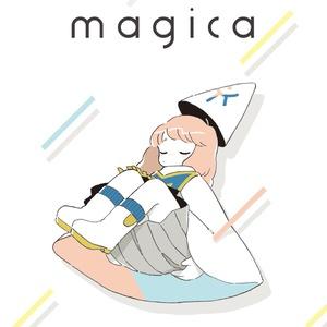 illustration book magica