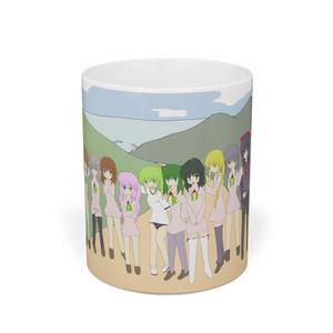 空御島女学院のマグカップ