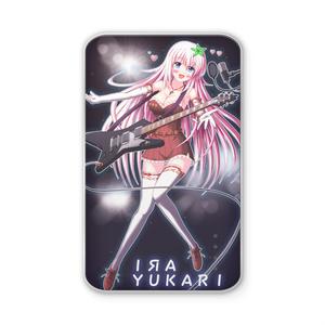 バンドアイドルIЯA「ユカリ」 モバイルバッテリー