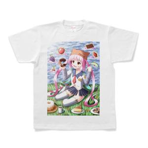 マナちゃんのピクニック Tシャツ
