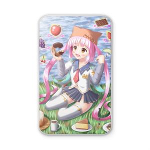 マナちゃんのピクニック モバイルバッテリー