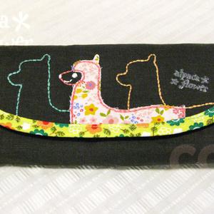 【*af*】アルパカ財布1