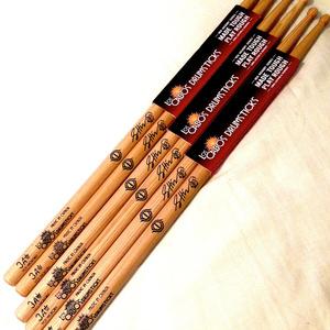 LosCabos DrumSticks 3A SHiN Signature 1Pair
