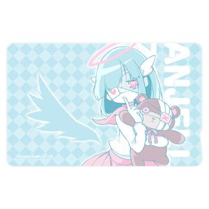 ゾンビ彼女2-天使ゾンビちゃん-ICカードステッカー2枚[BLUE]