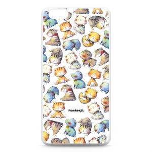 ねこのiPhoneケース(6plus)