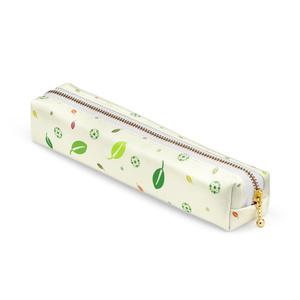 カラーセラピー 色彩療法 ホリスティック 光 音 周波数 クローバー 四つ葉 leaf ペンケース 筆箱