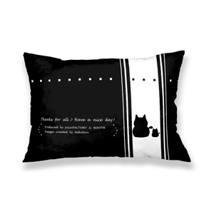 カラーセラピー 色彩療法 ホリスティック 光 音 周波数 夢の森 ほっこり 癒し系 すっきり スタイリッシュ 猫 family 親子 pillowcase onlycover 枕カバー