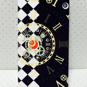 スチパン風★スマホケース【iPhone5/5s/SE】