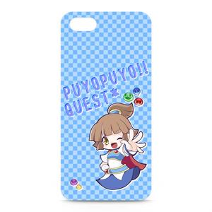 【ぷよクエ】iPhone5用ケース-アルル