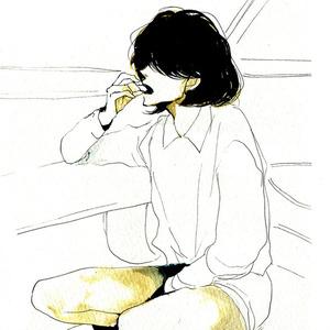 原画(女の子)