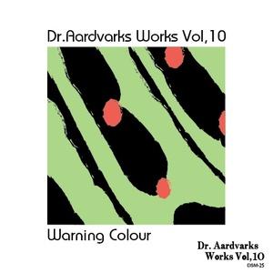 """マニアックなギターインストロック! """"Warning Colour""""(Dr.Aardvarks Works Vol,10)"""