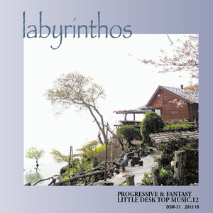 """シンセ フュージョンインストロック """"labyrinthos""""(LDM12)"""
