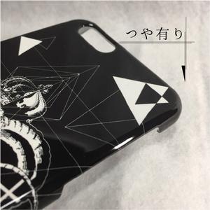 Drop ハードカバースマホケース(つや)