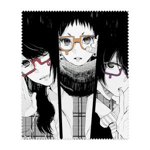 三匹の眼鏡